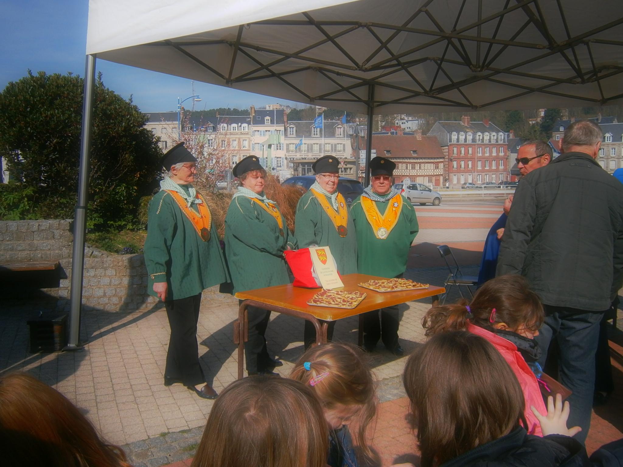 Concours Agricole de St Valery-en-Caux